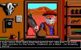 It Came from the Desert DOS Chatting with the Ol' Prospector