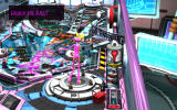 Pinball FX2: Ms. Splosion Man Windows Ms. Splosion Man helps to launch the ball.
