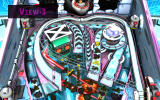 Pinball FX2: Ms. Splosion Man Windows Upper part of the table