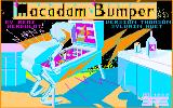 Macadam Bumper Thomson TO Title screen