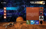 Pinball FX2: Mars Windows Main table screen