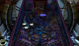 Zen Pinball 2 Android Sorcerer's Lair: the ball is lost and the table goes dark.