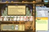 Tri-Peaks Solitaire Browser Instructions.