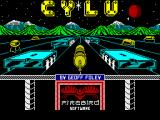 Cylu ZX Spectrum Loading Screen