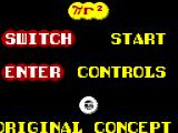 πr² ZX Spectrum Title Screen
