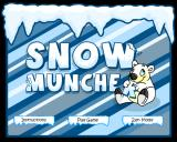 Snowmuncher Browser Main menu