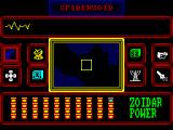 Zoids ZX Spectrum Start of your mission