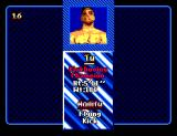 Pit-Fighter SEGA Master System Pick your character