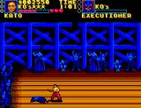 Pit-Fighter SEGA Master System They change colour when beaten