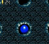 Sonic Blast Game Gear These holes throw you about