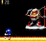 Sonic Blast Game Gear Robotnic again