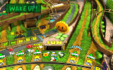 Pinball FX2: Plants vs. Zombies Windows You can wake up the sunflower to start collecting sun icons.