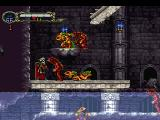 Castlevania: Symphony of the Night SEGA Saturn Aquatic enemies