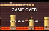 Mario & Luigi DOS Wasn't agile enough - game over