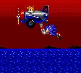 Sonic the Hedgehog: Spinball Game Gear Sonic and tails