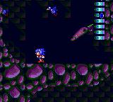 Sonic the Hedgehog: Spinball Game Gear Sometimes you can control sonic