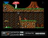Forest Dumb Amiga Top spikes
