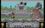 Altered Beast Commodore 64 The first boss