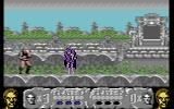 Altered Beast Commodore 64 Headless zombies