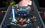 Pinball FX2: Star Wars Pinball Windows <i>Star Wars: Episode V - The Empire Strikes Back</i> - The other lightsaber beams down the ball.