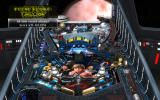 Pinball FX2: Star Wars Pinball Windows <i>Star Wars: Episode V - The Empire Strikes Back</i> - Notice the TIE Fighter just below the left ramp and the rocks at the back of the table.