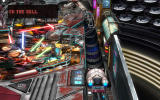 Pinball FX2: Star Wars Pinball Windows <i>Star Wars - The Clone Wars</i> - You launch the ball through a space ship.