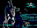 Don Quijote ZX Spectrum Loading Screen