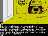 Don Quijote ZX Spectrum Besides a pot on the fire