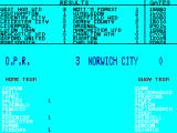 The Double ZX Spectrum Results