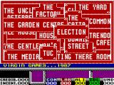 Election ZX Spectrum Title Screen