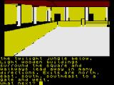Emerald Isle ZX Spectrum Inside the city