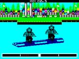 World Games ZX Spectrum Log Rolling
