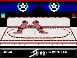 World Games ZX Spectrum Sumo Wrestling