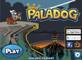 Paladog Browser Start screen