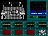 Aliens: The Computer Game ZX Spectrum An Alien to kill