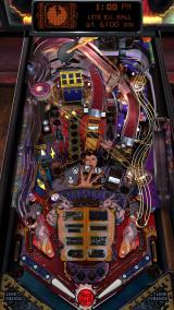The Pinball Arcade Windows Theatre of Magic full table view (portrait mode, view 3)