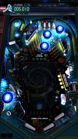 The Pinball Arcade Windows Black Hole  full table view (portrait mode, view 3)