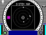 Star Empire ZX Spectrum System Map