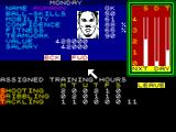 European Superleague ZX Spectrum Setting training