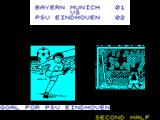 European Superleague ZX Spectrum Goal!
