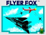 Flyer Fox ZX Spectrum Loading Screen
