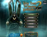 Tales from the Dragon Mountain 2: The Lair Windows Title and main menu (Windowed)