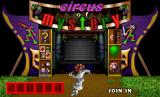 Sharpshooter Arcade Circus of Mystery