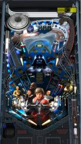 Pinball FX2: Star Wars Pinball Windows Star Wars: Episode V - The Empire Strikes Back - Full table view (Portrait Mode, view 2)