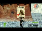Armed and Dangerous Windows Wanted posters show up on each level to show how much your worth.