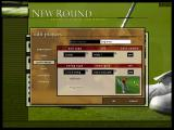 Microsoft Golf 1998 Edition Windows Creating a new player.