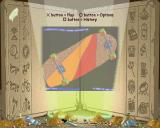 Midway Arcade Treasures PlayStation 2 In the pyramid the player is presented with the great book.