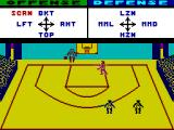 GBA Championship Basketball: Two-on-Two ZX Spectrum Pick your tactics