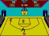 GBA Championship Basketball: Two-on-Two ZX Spectrum Running with the ball