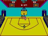 GBA Championship Basketball: Two-on-Two ZX Spectrum Going for a shot